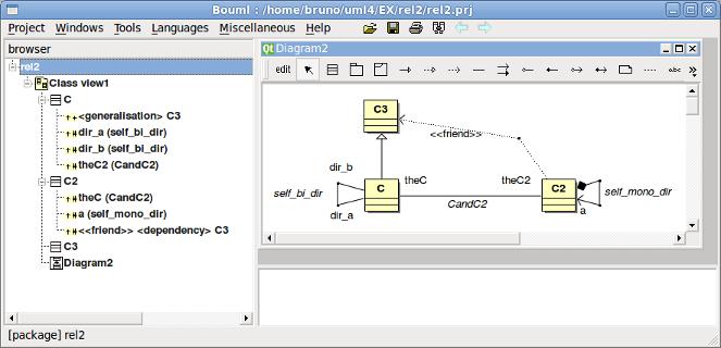 Bouml User Manual