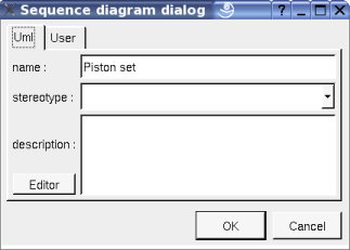 Bouml user manual sequence diagram dialog tab uml ccuart Images